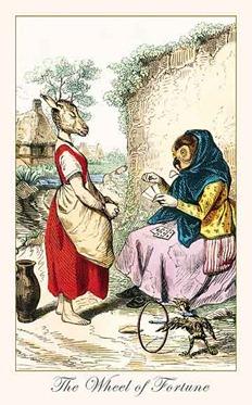 Fantastic Menagerie Tarot