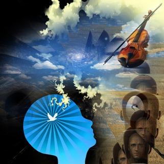Music of mind: Rolffimages | Dreamstime.com